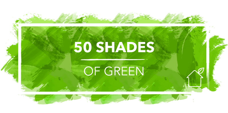 50 Shades Of Green Sustainable Ish,What Does Blue Color Blindness Look Like